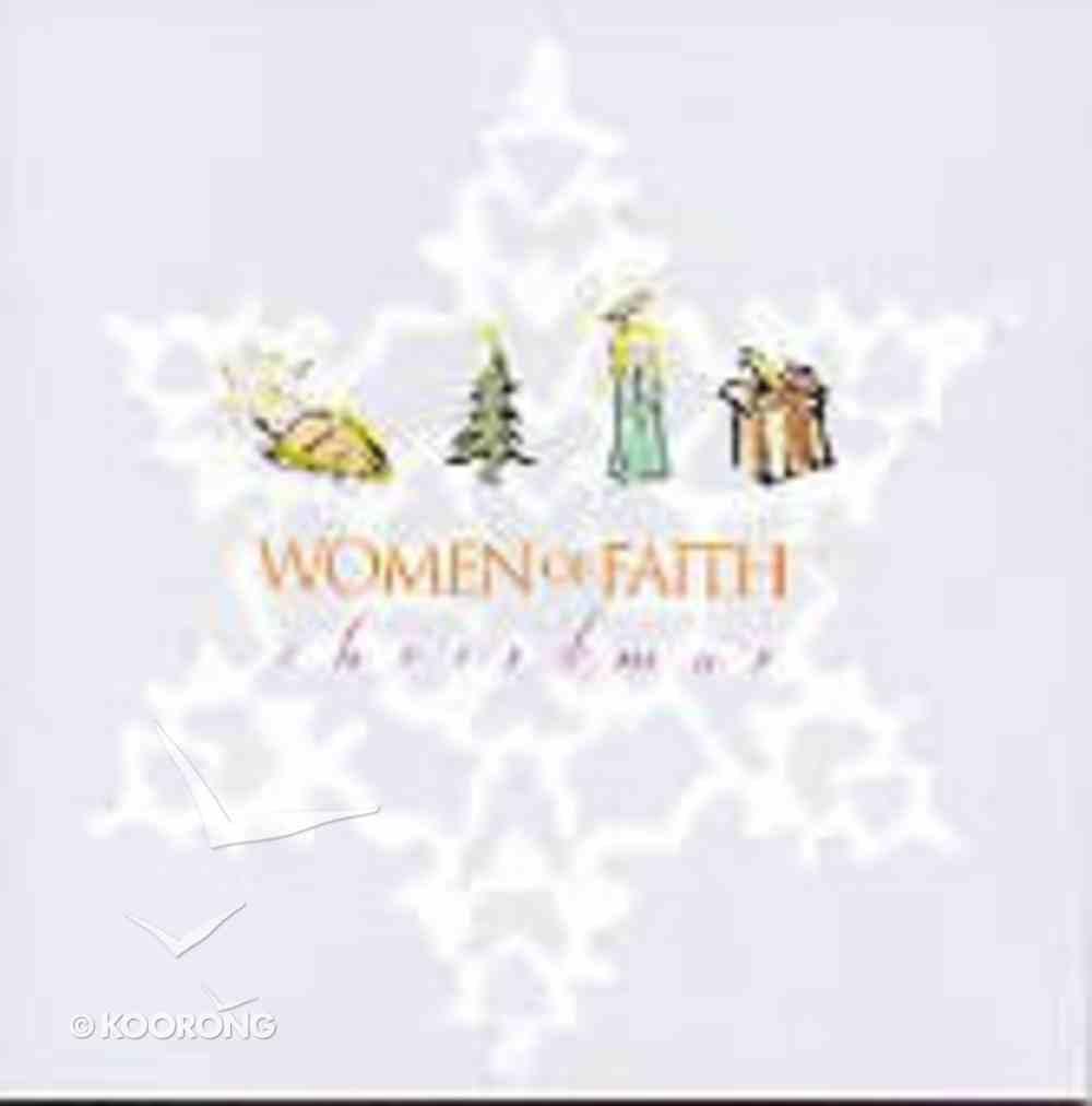 Women of Faith Christmas CD