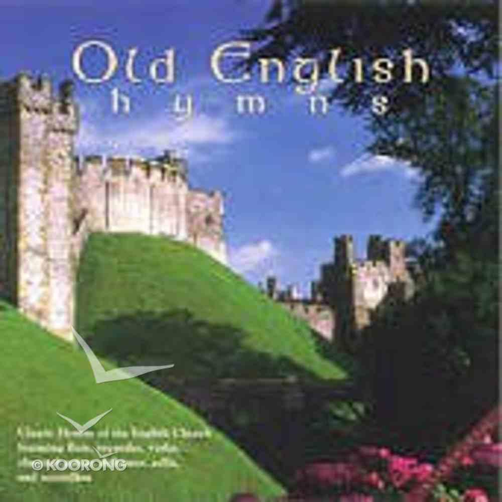 Old English Hymns CD