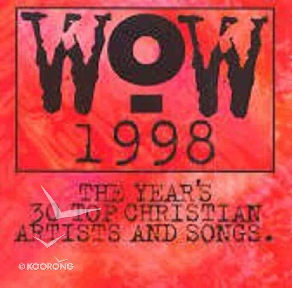 Wow 1998 CD