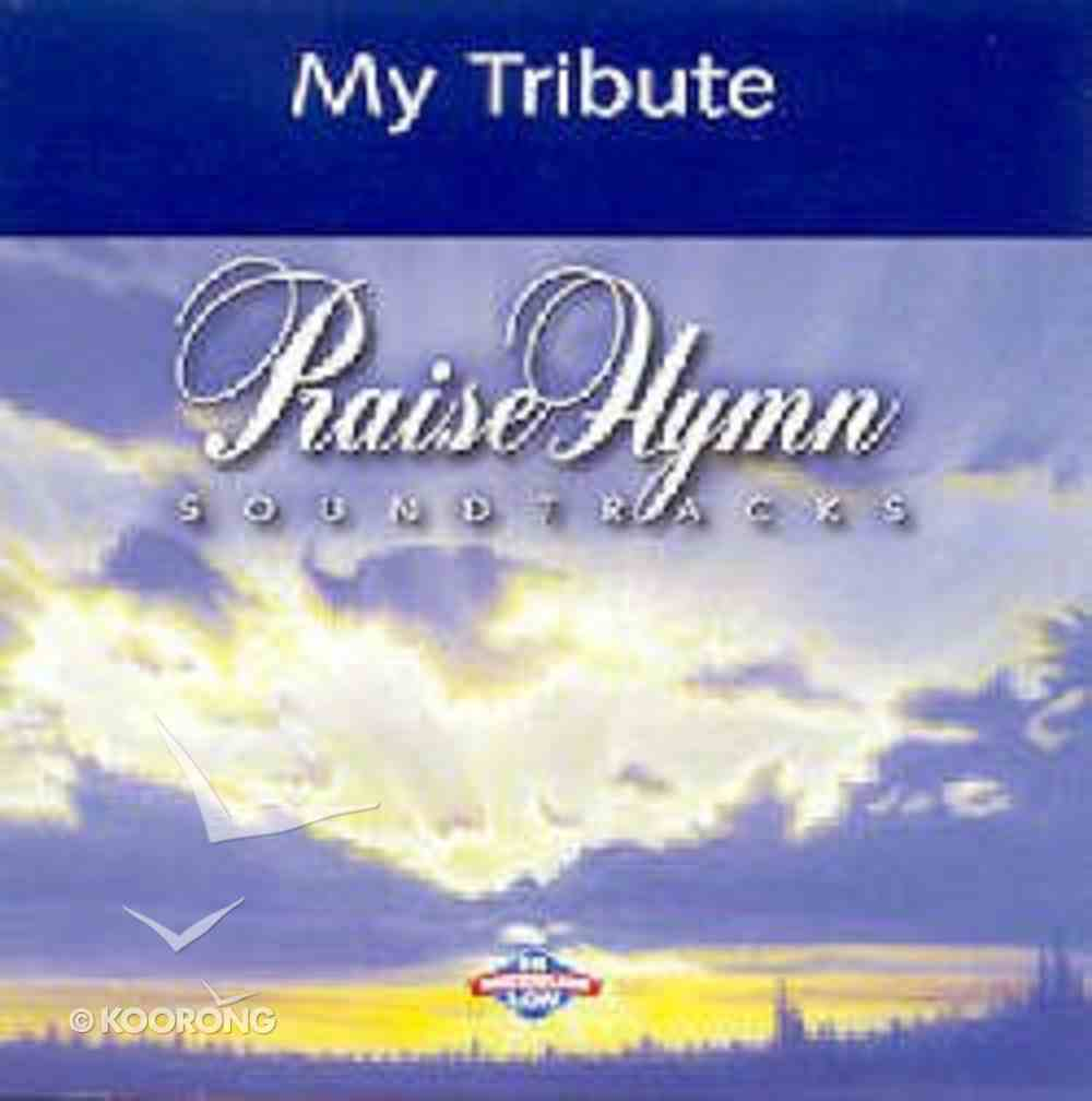 My Tribute (Accompaniment) CD