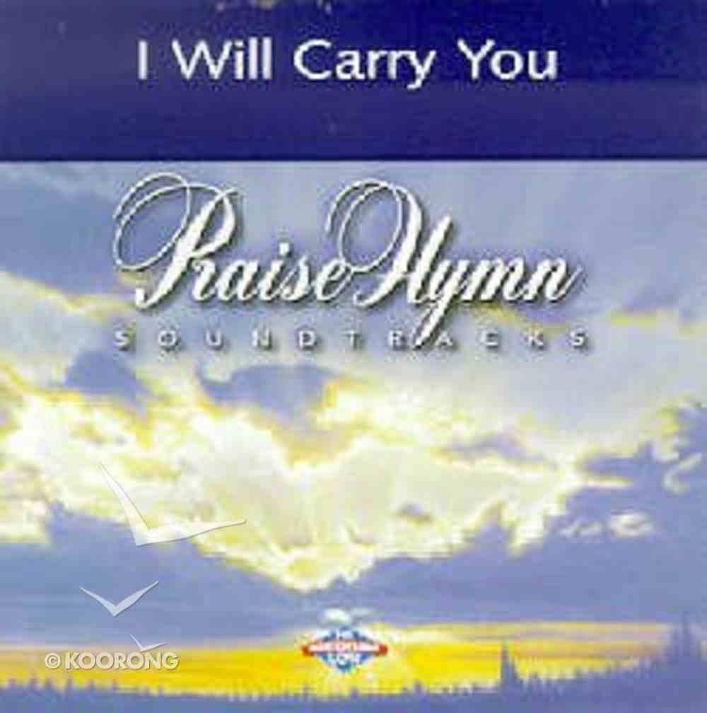 I Will Carry You (Accompaniment) CD
