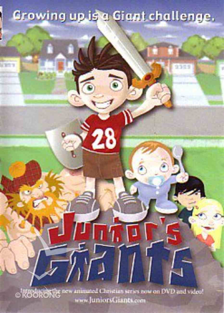 Junior Giants DVD