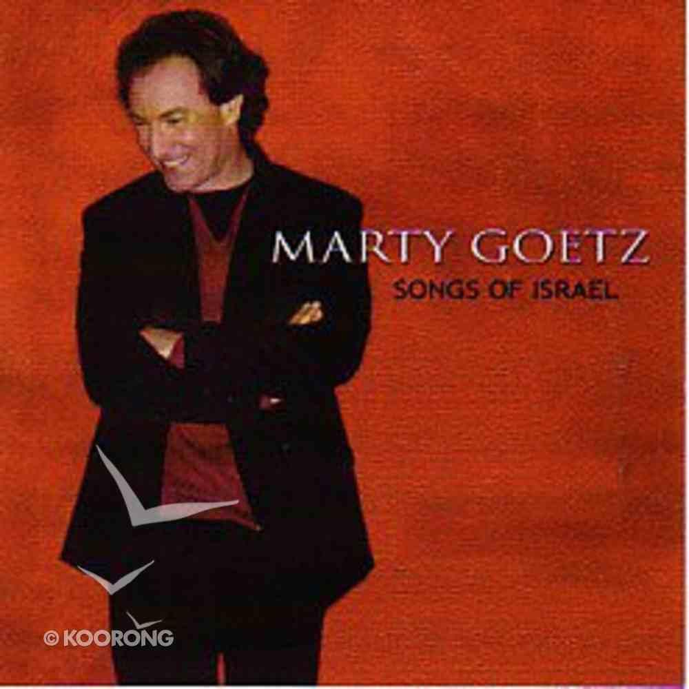 Songs of Israel CD