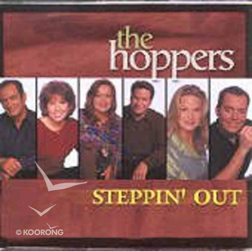 Steppin Out CD