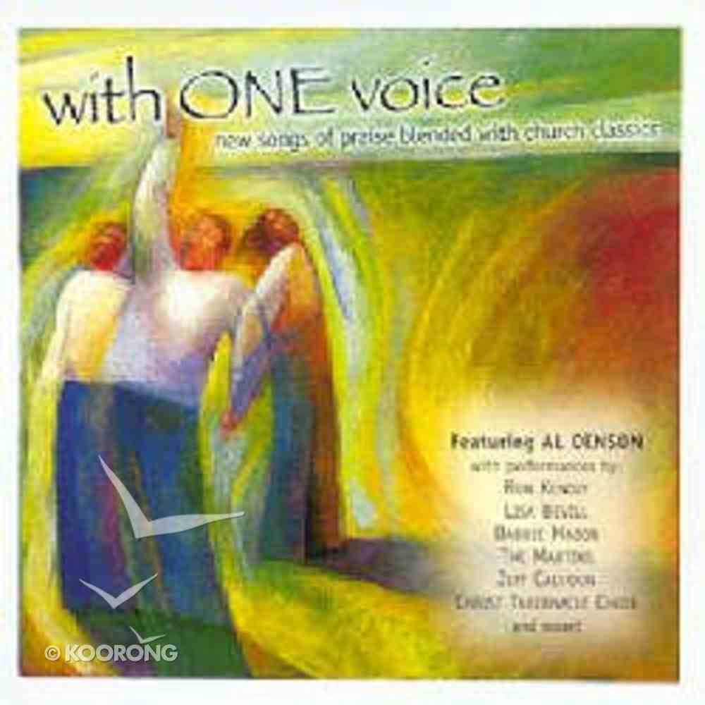 With One Voice CD