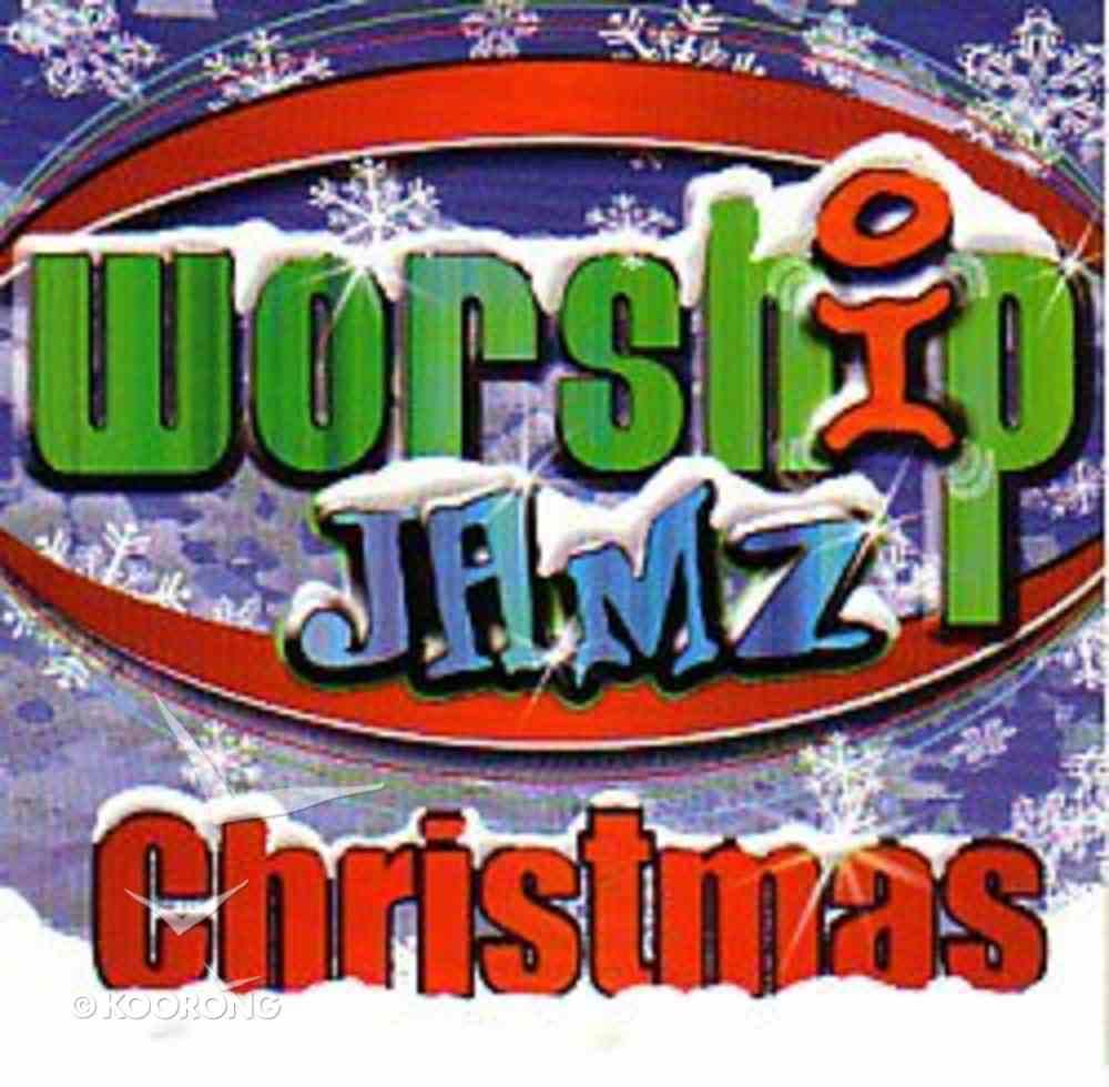 Worship Jamz Christmas CD