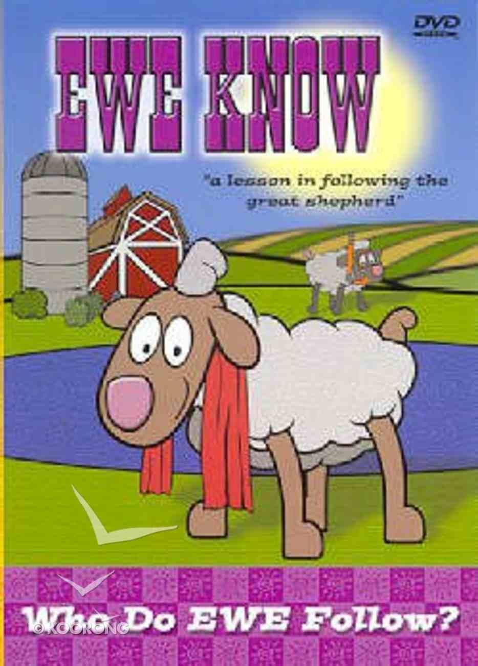 Who Do Ewe Follow? (Ewe Know Series) DVD