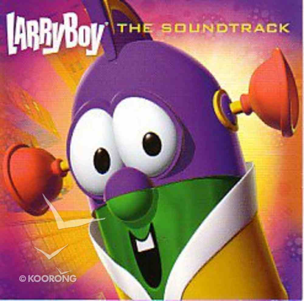 Larryboy the New Soundtrack (Veggie Tales Music Series) CD