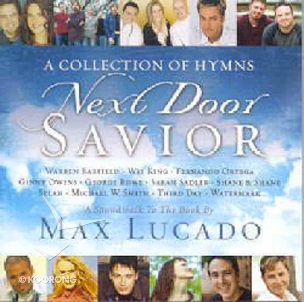 Next Door Saviour CD