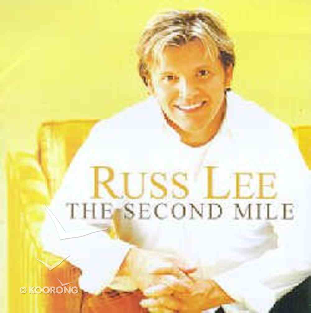 The Second Mile CD