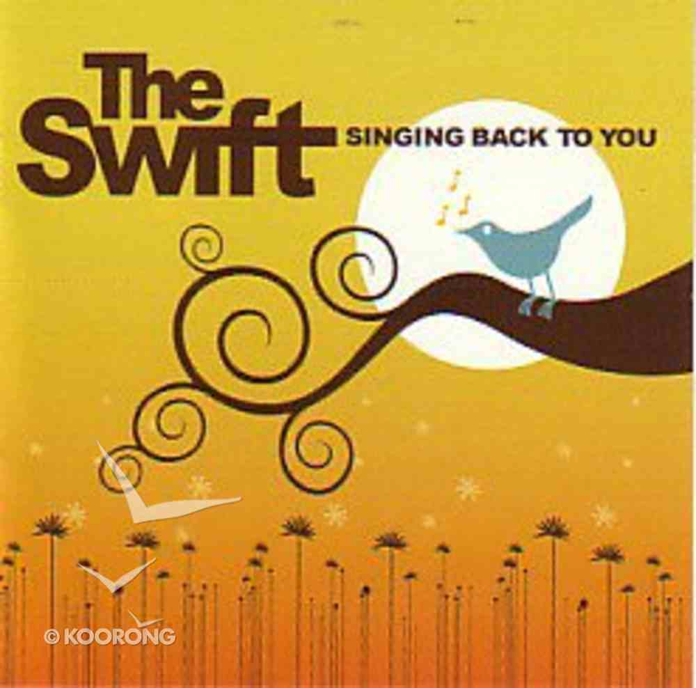 Singing Back to You CD