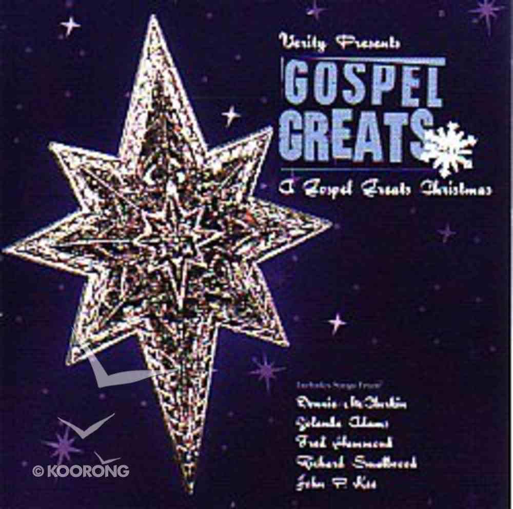Gospel Greats Christmas (Gospel Greats Series) CD