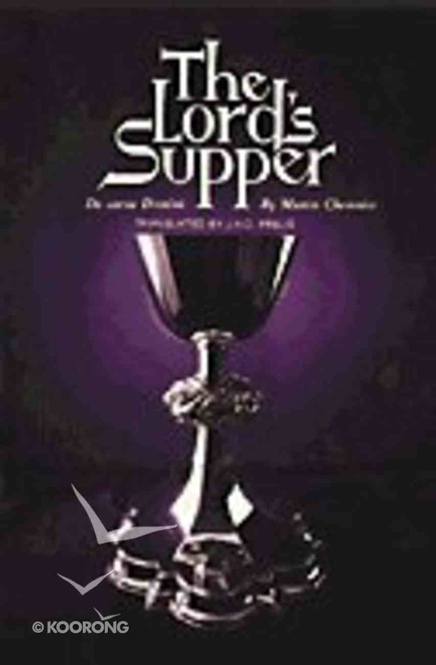 The Lord's Supper Hardback