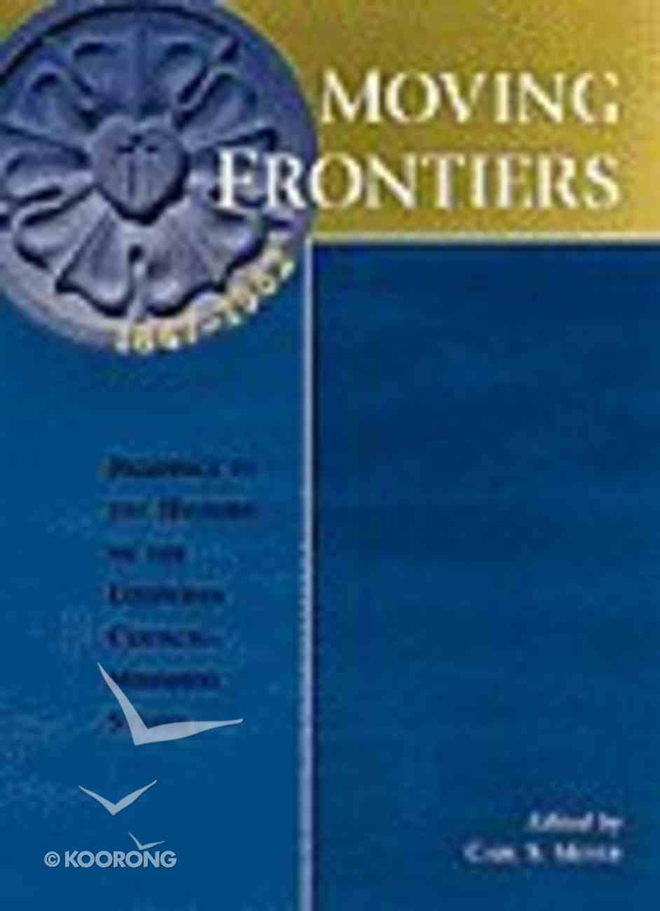 Moving Frontiers Paperback