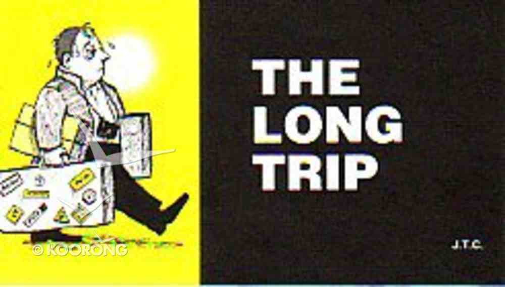 Chick: The Long Trip Booklet