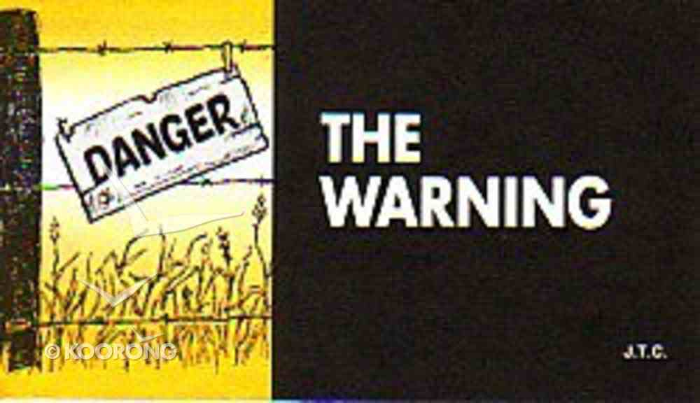 Chick: The Warning Booklet