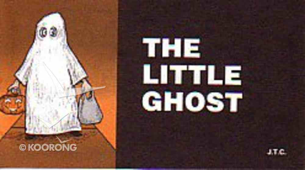 Chick: The Little Ghost Booklet