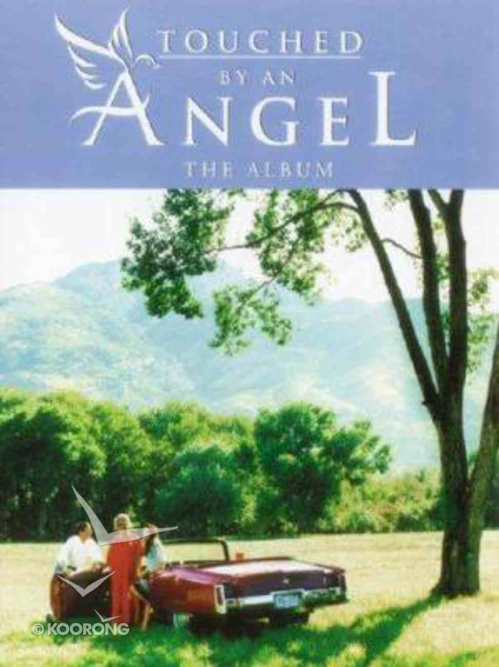 Touched By An Angel the Album Paperback