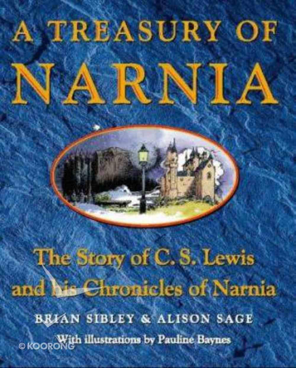A Treasury of Narnia Hardback