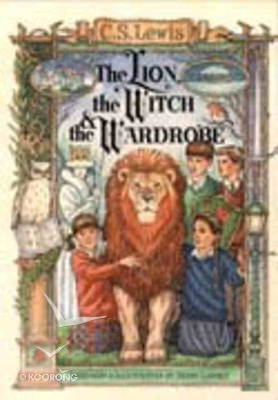 Narnia #02: Lion, the Witch and the Wardrobe, the (Graphic Novel) Paperback