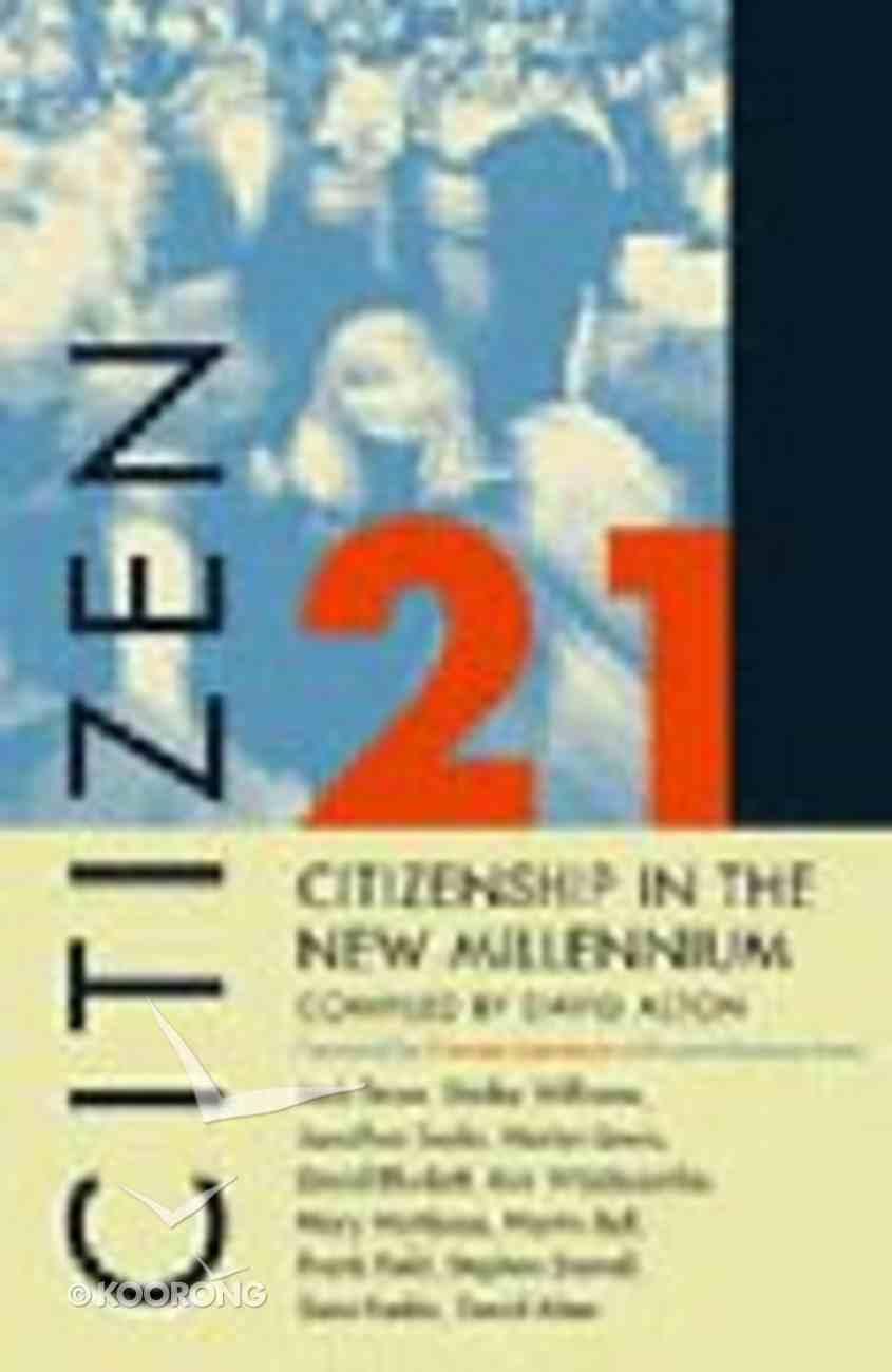 Citizen 21 Paperback