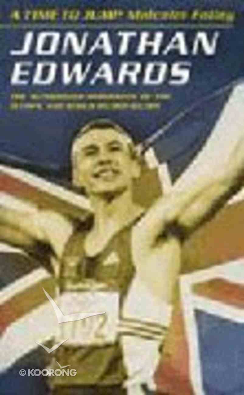 A Time to Jump (Jonathan Edwards) Paperback