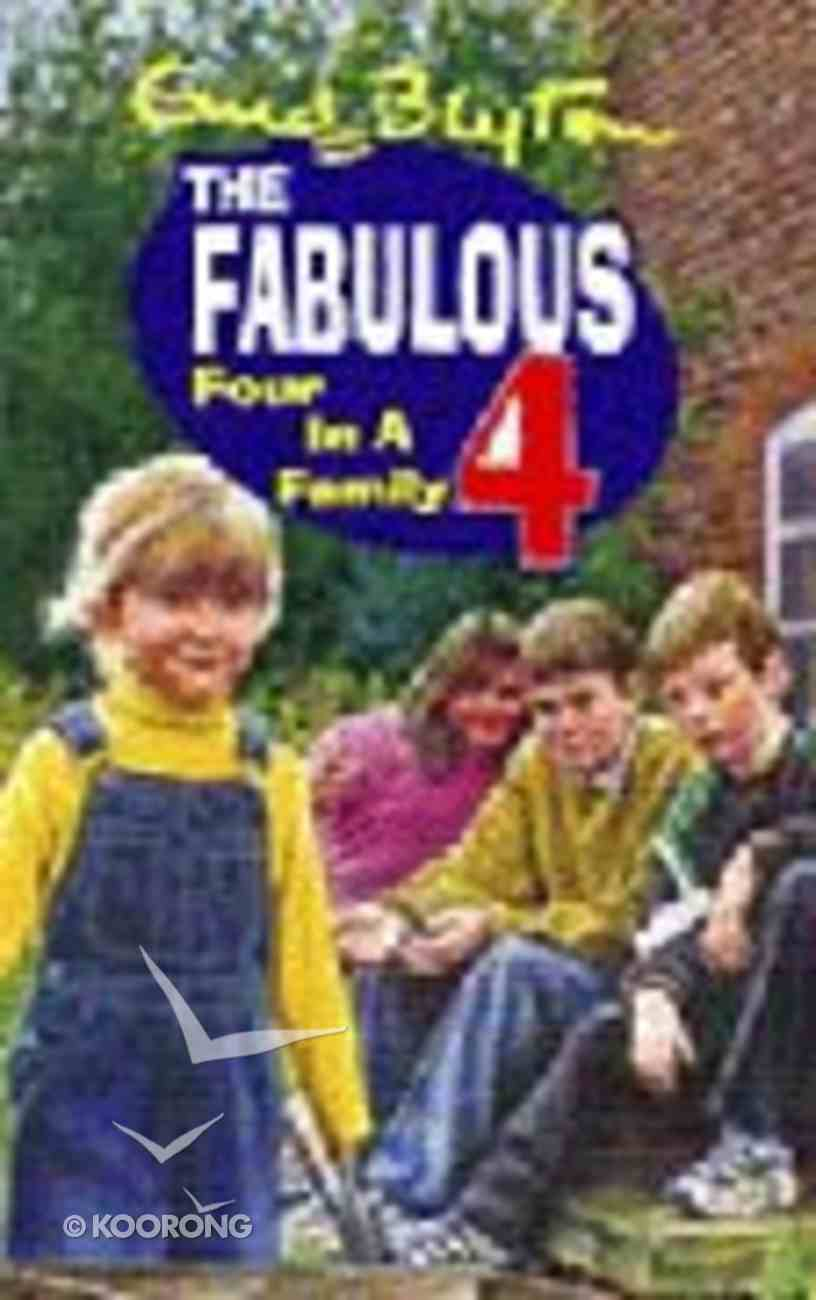 Fabulous 4: Four in a Family Paperback