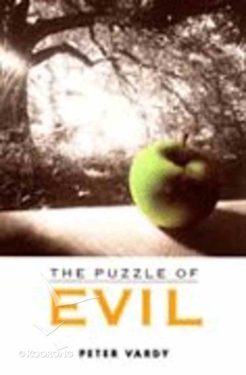 The Puzzle of Evil Paperback