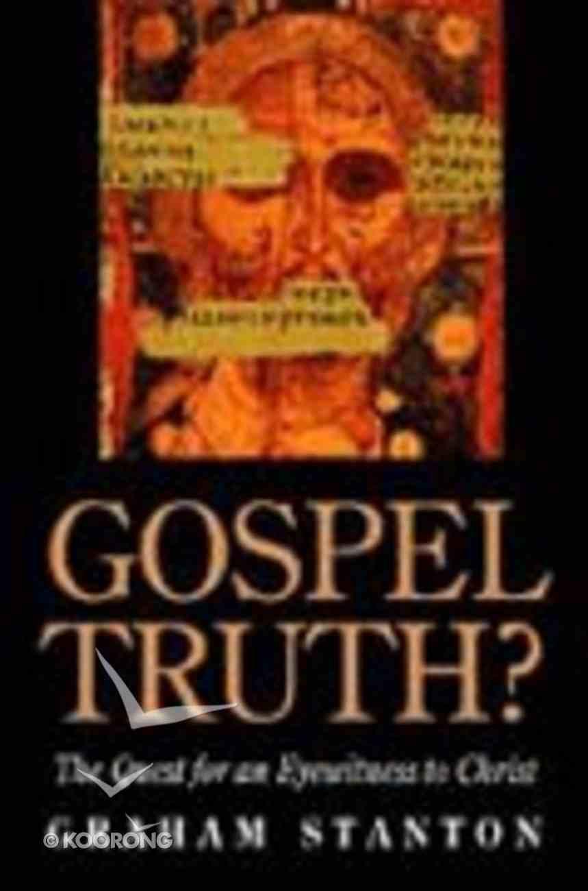 Gospel Truth? Paperback