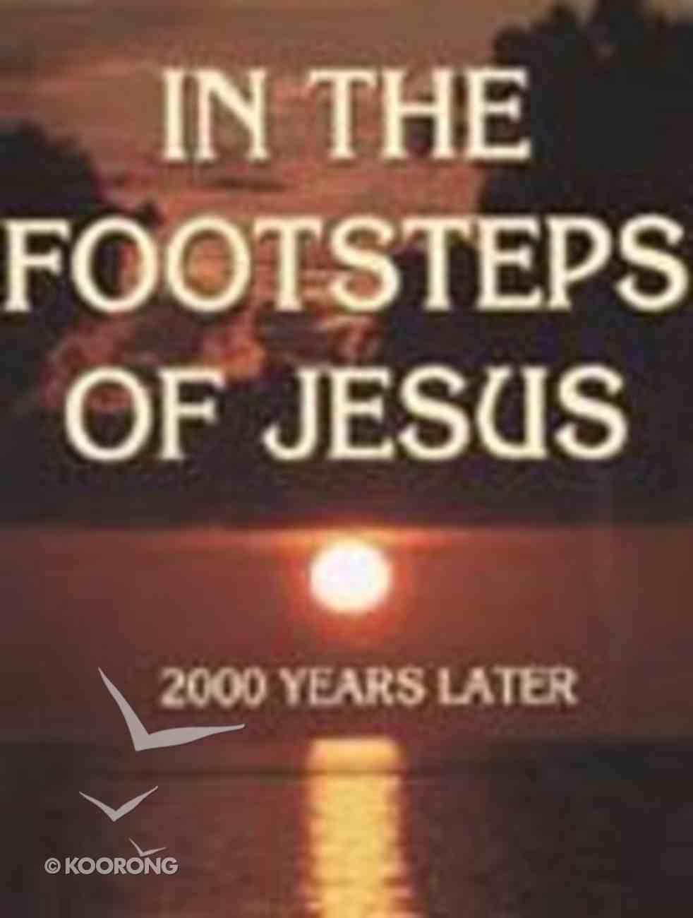 In the Footsteps of Jesus Hardback