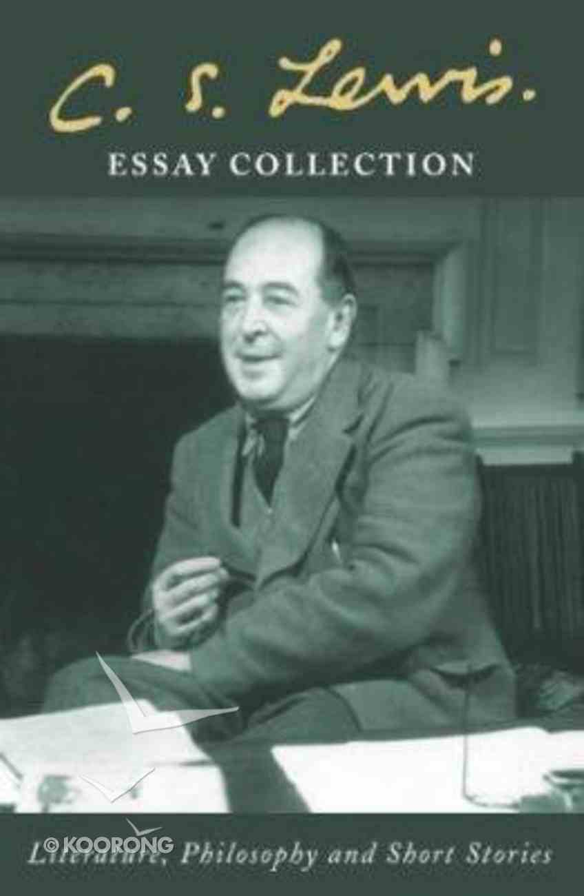 Essay Collection: Literature, Philosophy and Short Stories Paperback