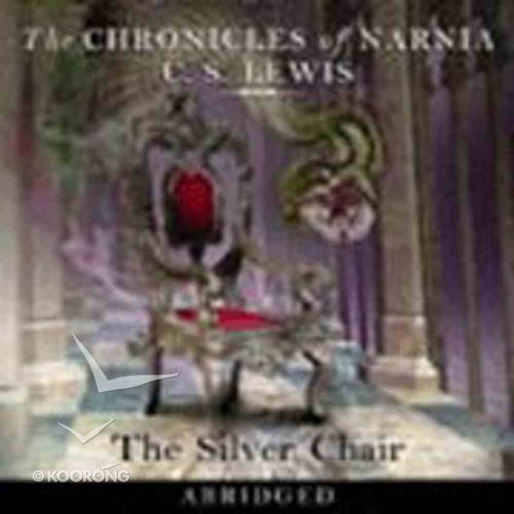 The Narnia #06: Silver Chair (#06 in Chronicles Of Narnia Audio Series) CD