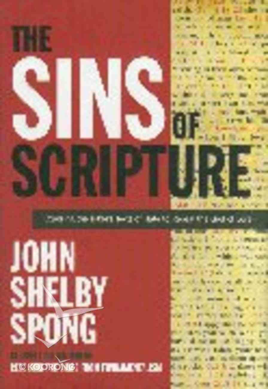 Sins of Scripture Hardback