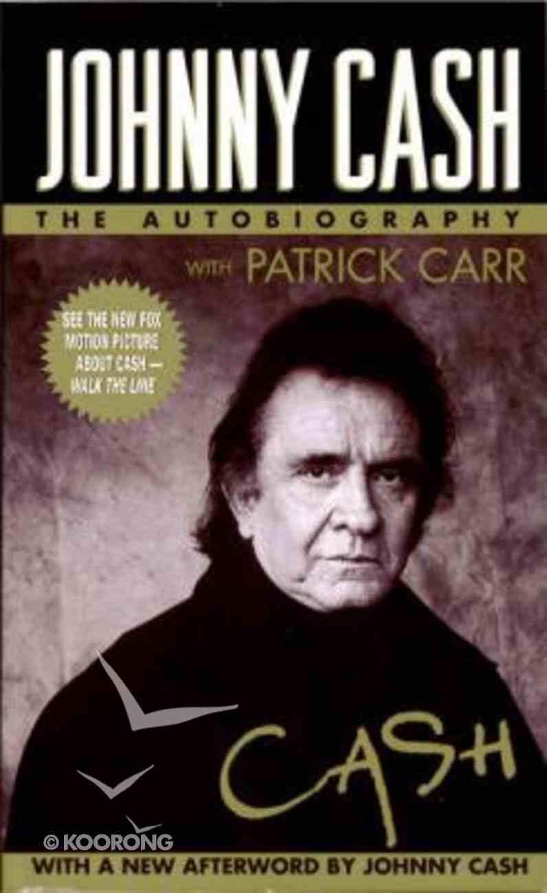 Cash: An Autobiography Paperback