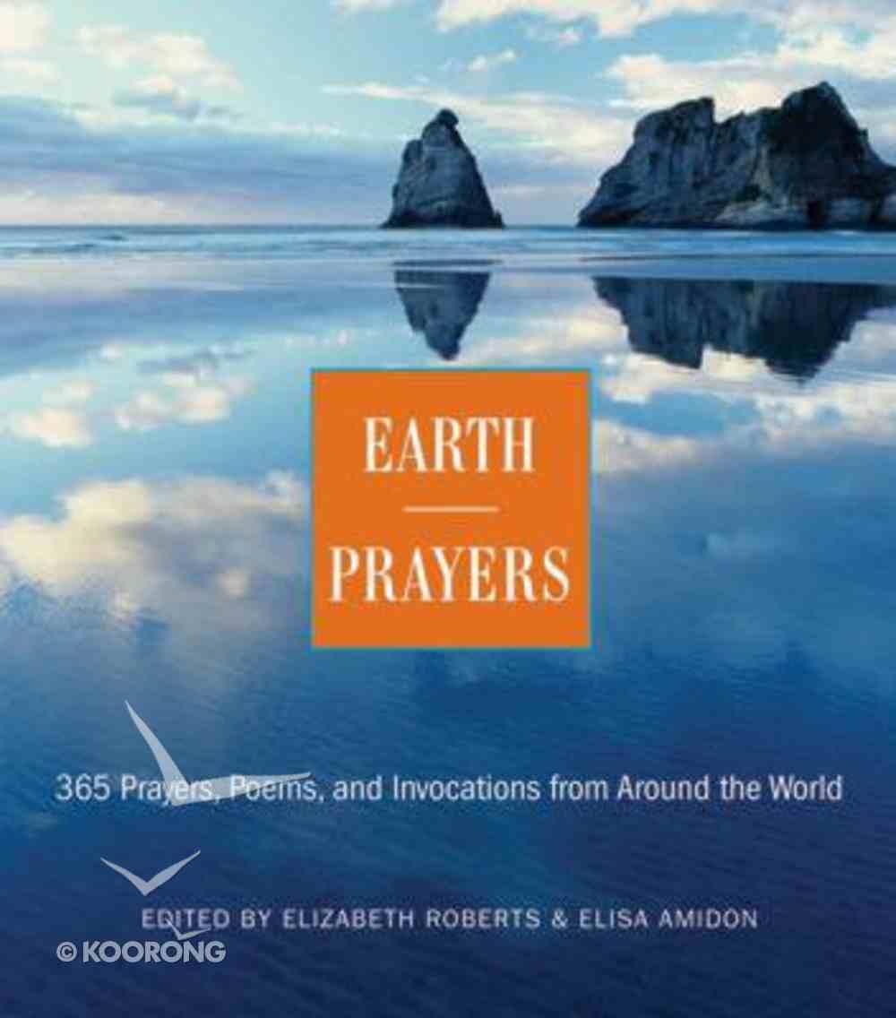 Earth Prayers Paperback