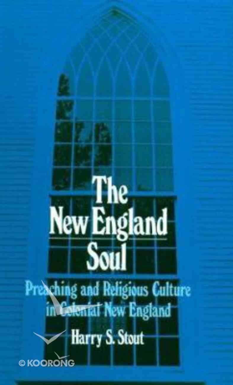 New England Soul Paperback