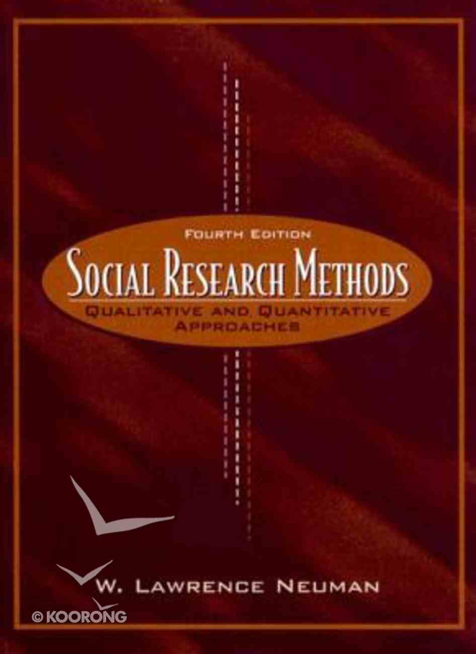 Social Research Methods Hardback
