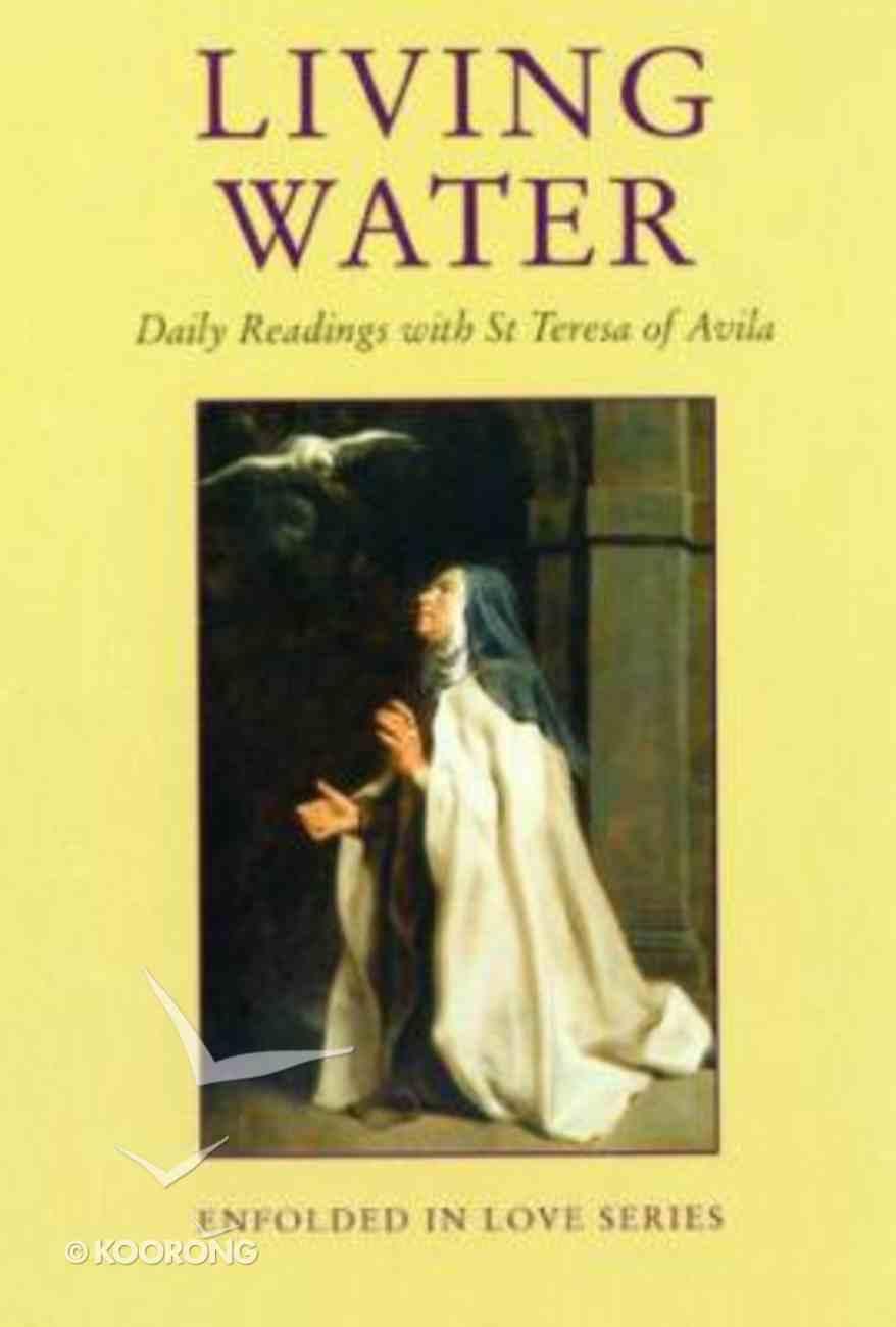 Living Water Paperback