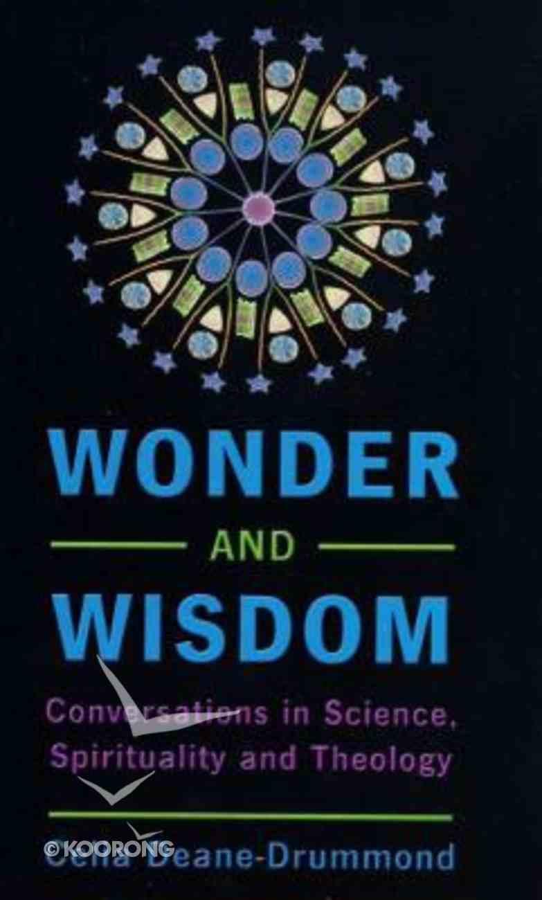 Wonder and Wisdom Paperback