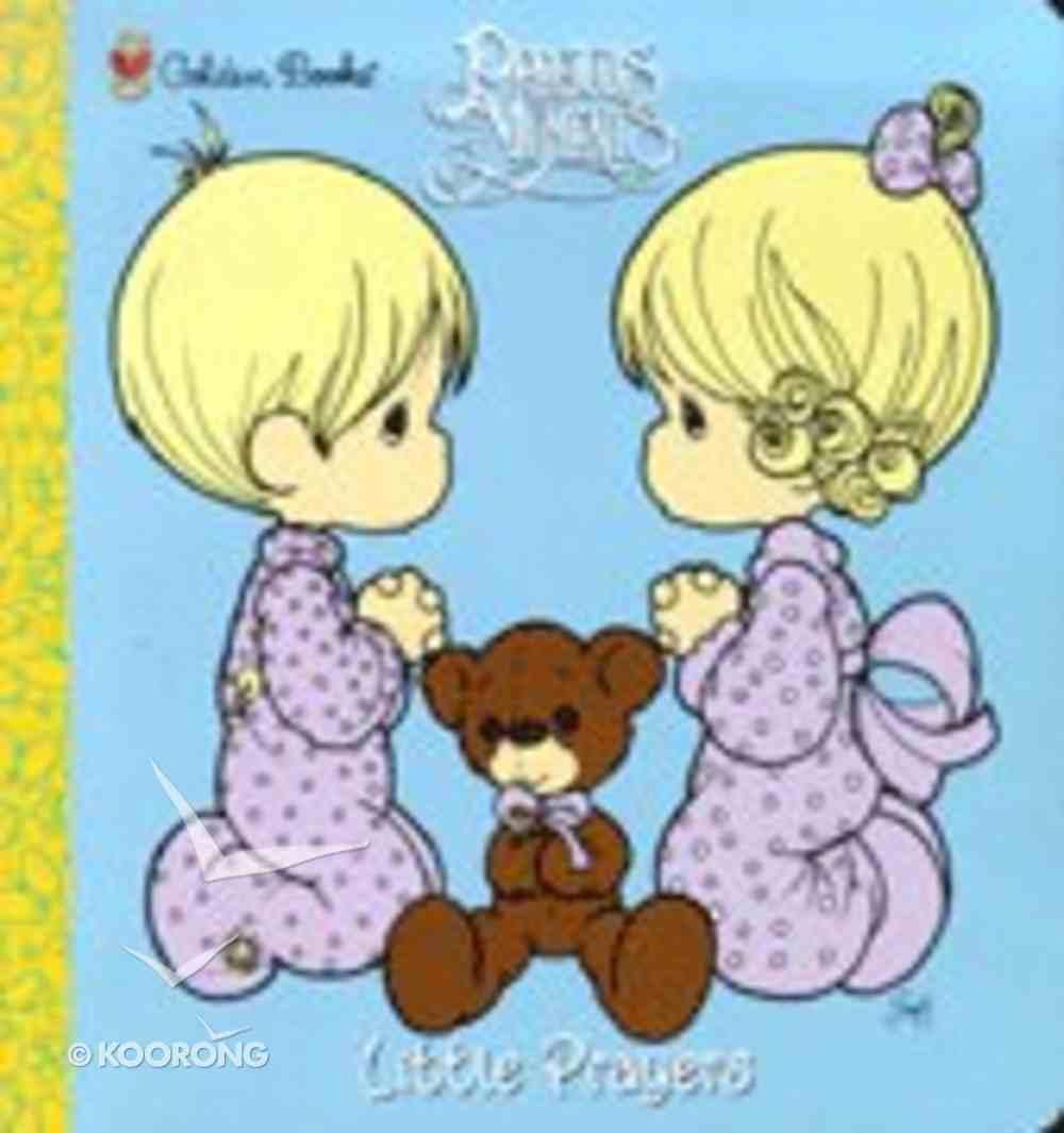 Golden Books: Naptime Tale - Little Prayers (Precious Moments) (Golden Books Naptime Tale Series) Hardback