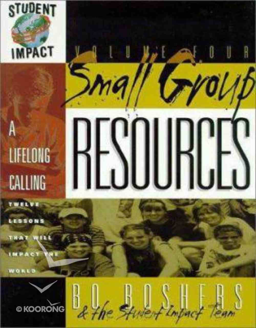 Student Impact: Small Group Resources Paperback