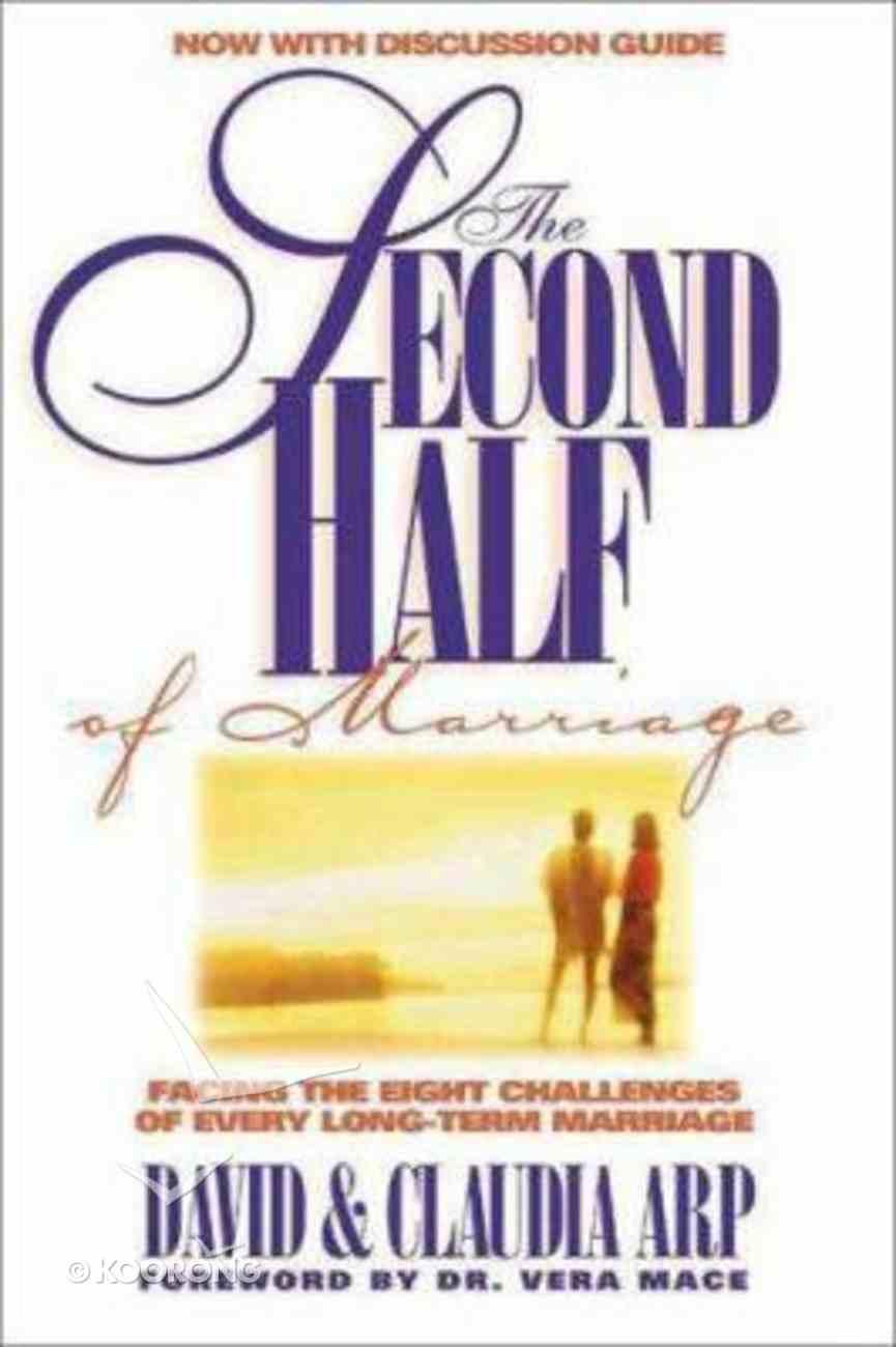 The Second Half of Marriage Hardback