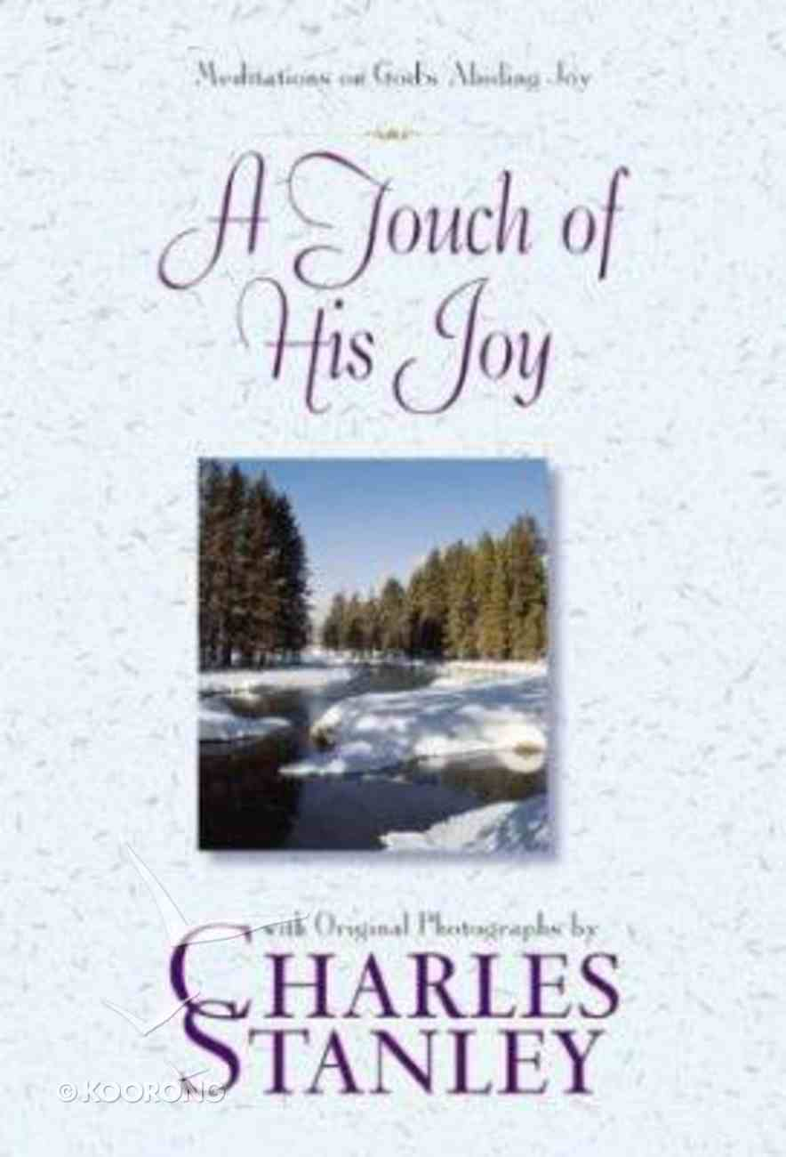 A Touch of His Joy Hardback
