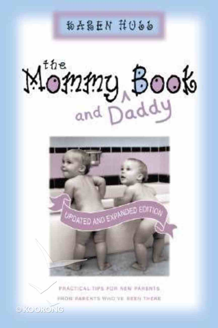 Mommy and Daddy Book Paperback