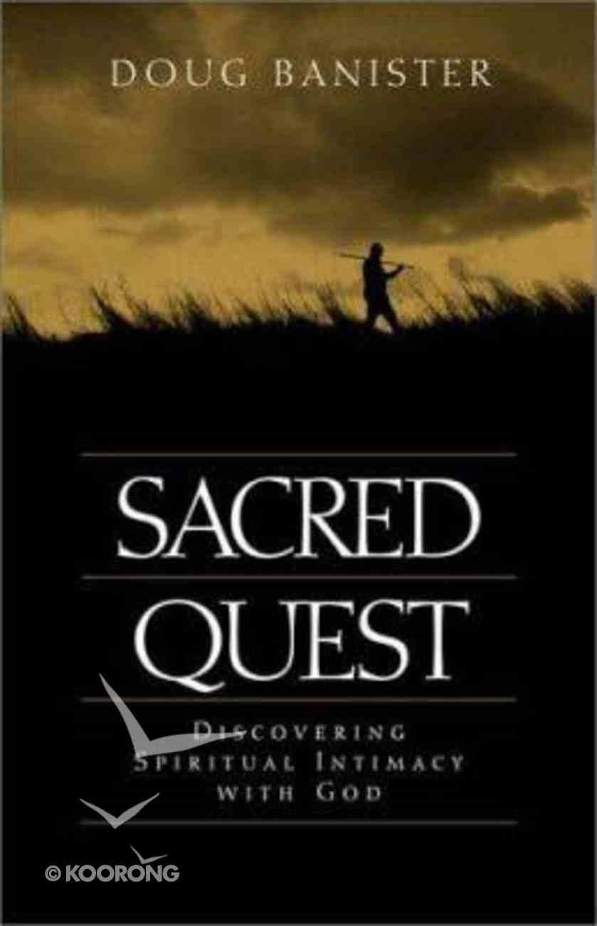 Sacred Quest Hardback