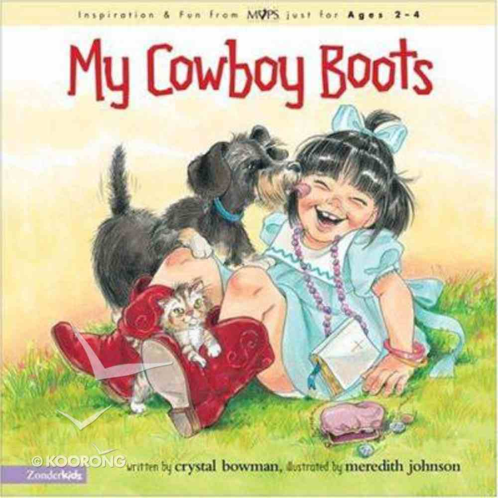 My Cowboy Boots Paperback