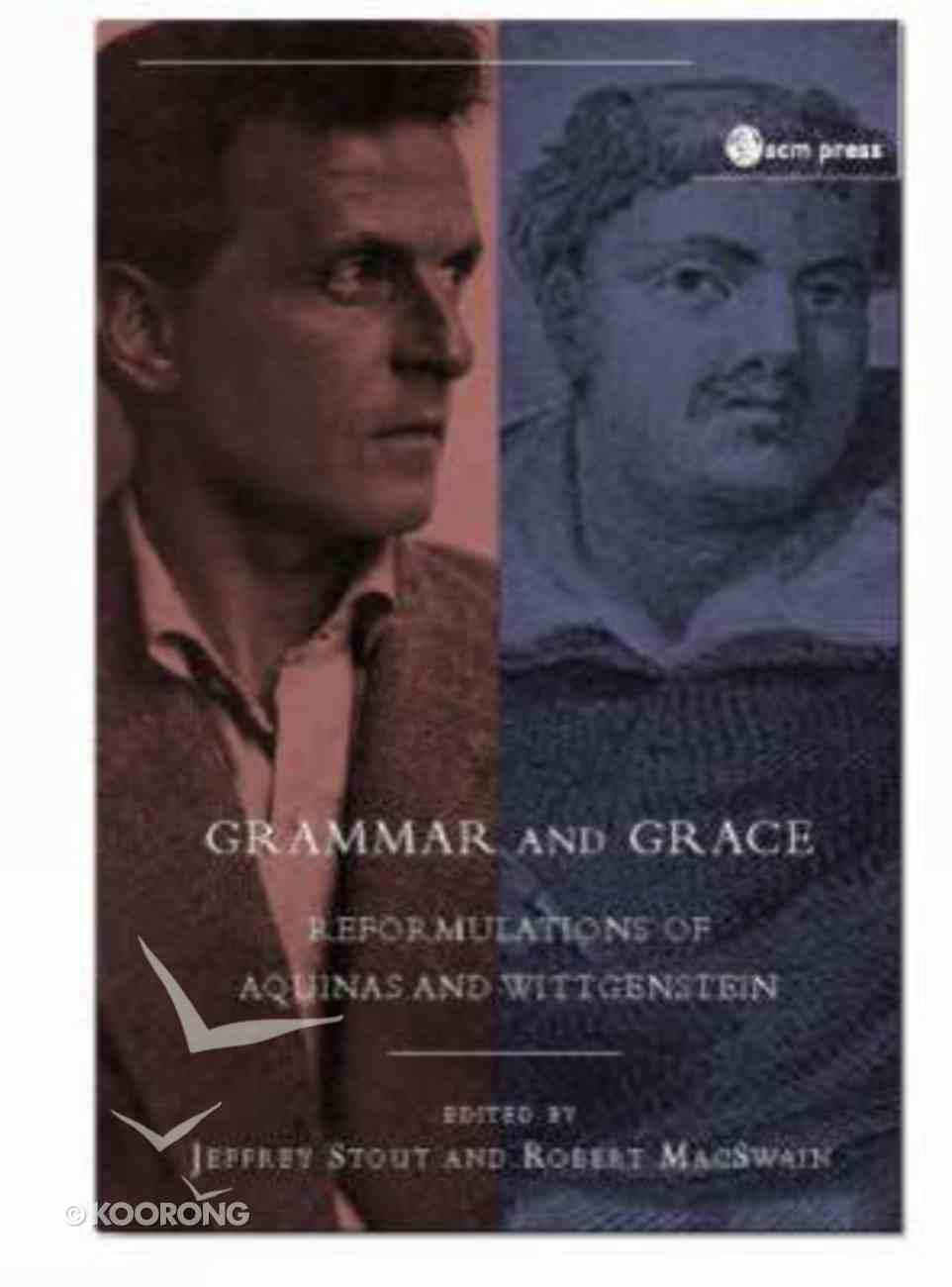Grammar and Grace Paperback