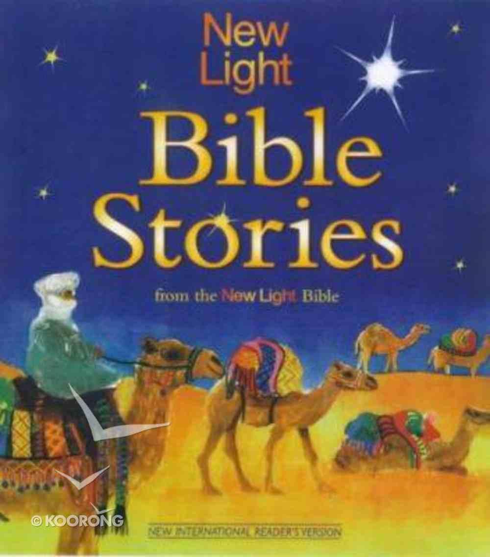 New Light Bible Stories Paperback