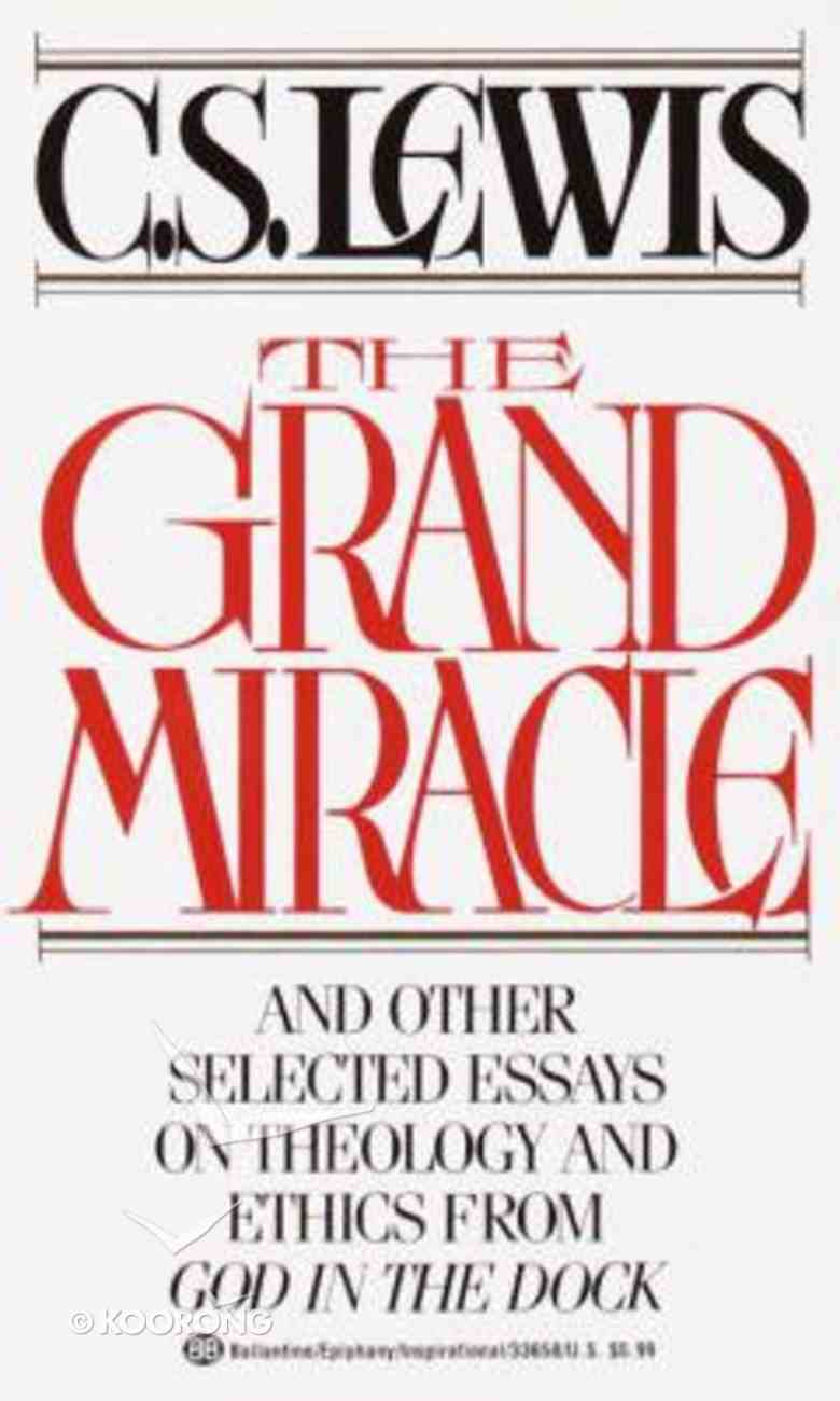 The Grand Miracle Paperback