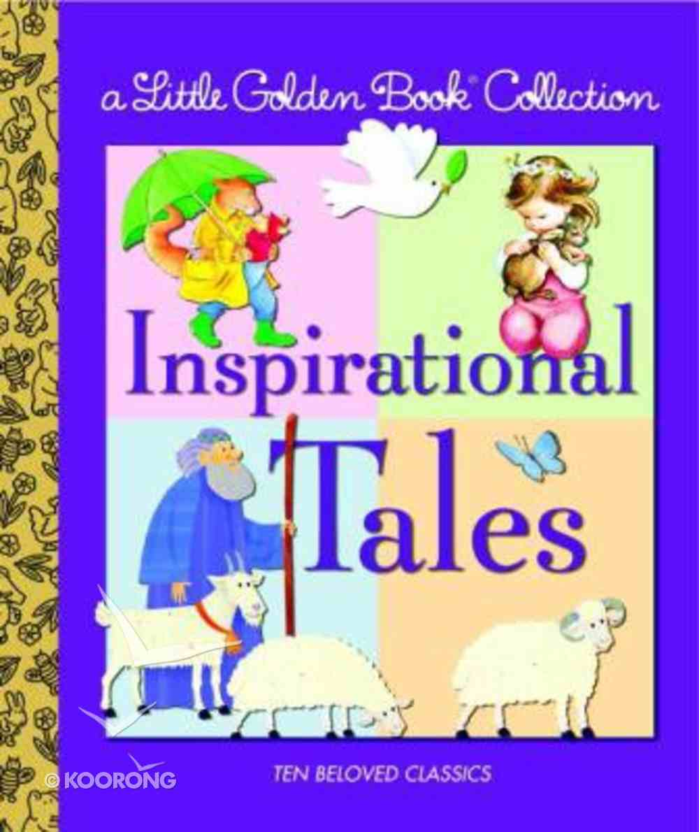 Inspirational Tales (Golden Books Series) Hardback